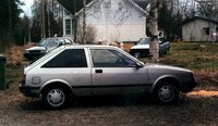 1984 Nissan Cherry Overview