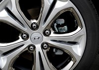 2013 Hyundai Elantra GT, Close-up of front tire., manufacturer, exterior
