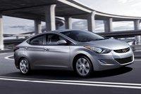 2013 Hyundai Elantra, Side View., exterior, manufacturer