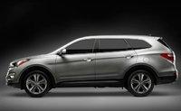 2013 Hyundai Santa Fe, Side View., exterior, manufacturer