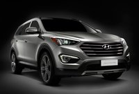 2013 Hyundai Santa Fe, Front quarter view., exterior, manufacturer, gallery_worthy