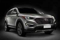 2013 Hyundai Santa Fe Picture Gallery
