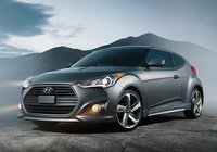 2013 Hyundai Veloster Turbo Overview