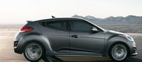 2013 Hyundai Veloster Turbo, Side View., exterior, manufacturer