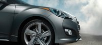 2013 Hyundai Veloster Turbo, Front Tire., exterior, manufacturer