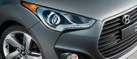 2013 Hyundai Veloster Turbo, Front bumper., exterior, manufacturer