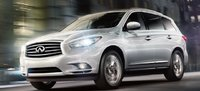 2013 INFINITI JX35, Front quarter view., exterior, manufacturer, gallery_worthy