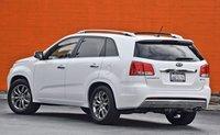 2013 Kia Sorento, Back quarter view., exterior, manufacturer
