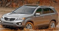 2013 Kia Sorento, Side View., exterior, manufacturer