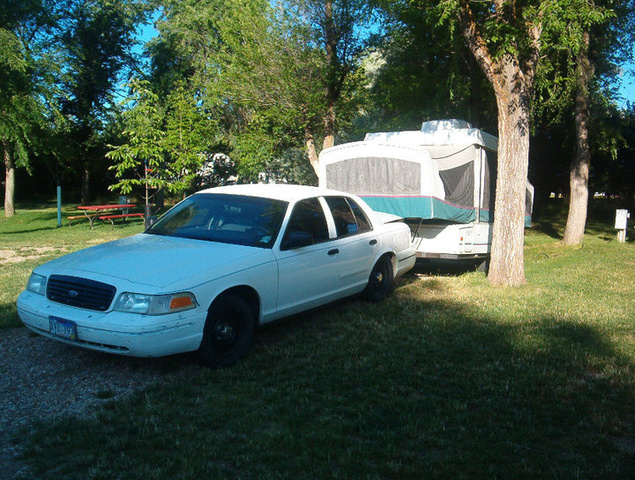 Picture of 1999 Ford Crown Victoria 4 Dr STD Sedan, exterior