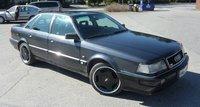 1989 Audi V8 Overview