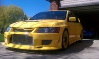 Picture of 2003 Mitsubishi Lancer Evolution Base, exterior