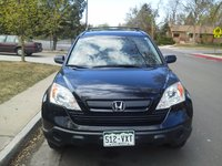 2008 Honda CR-V Overview