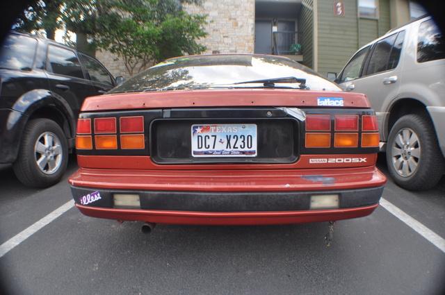 1984 Nissan 200sx Overview Cargurus