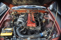 Picture of 1984 Nissan 200SX, engine