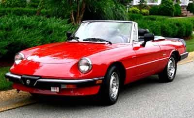 Alfa Romeo Spider Pictures CarGurus - 1988 alfa romeo spider for sale