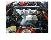 Picture of 1991 Porsche 944 S2 Convertible, engine