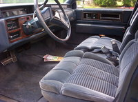 Picture of 1988 Cadillac DeVille, interior