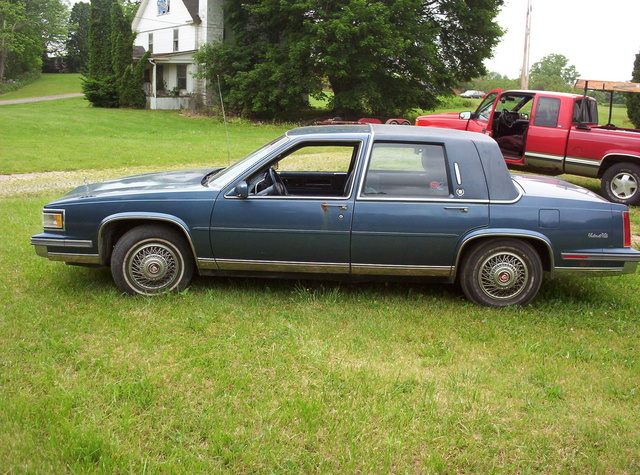 Picture of 1988 Cadillac DeVille