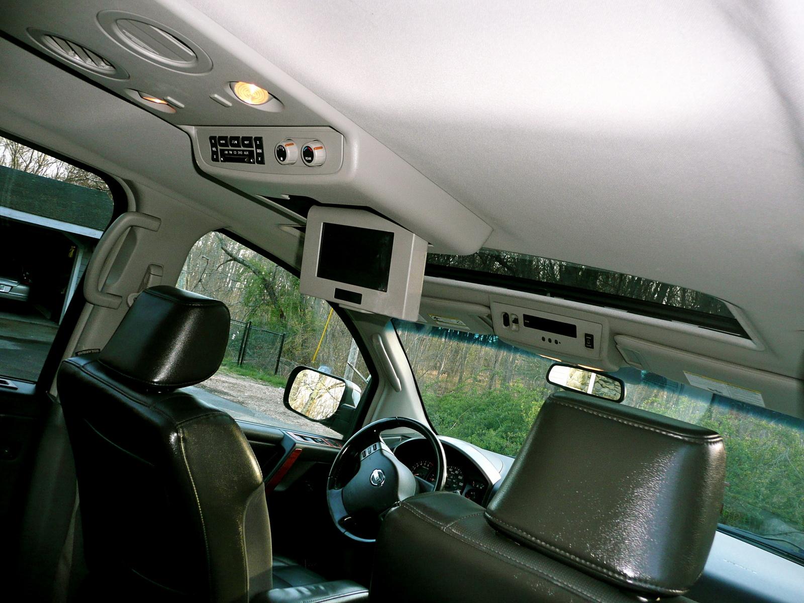 Nissan Armada 2005 Interior