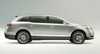 2013 Lincoln MKT, Side View., exterior, manufacturer