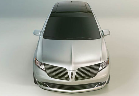 2013 Lincoln MKT, Front View., exterior, manufacturer