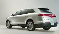 2013 Lincoln MKT, Back quarter view., exterior, manufacturer