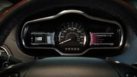 2013 Lincoln MKT, Instrument Gages., interior, manufacturer