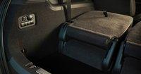 2013 Lincoln MKT, Back Seat., interior, manufacturer