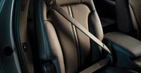 2013 Lincoln MKT, Close-up of front seat., manufacturer, interior