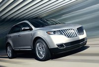 2013 Lincoln MKX, Front quarter view., exterior, manufacturer