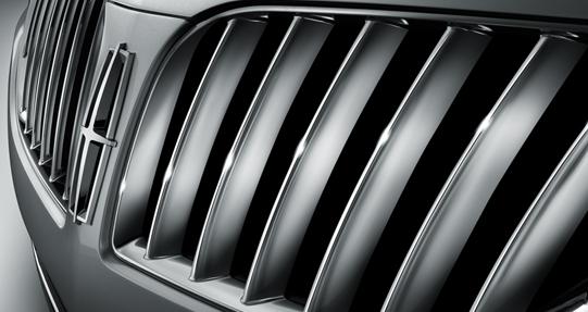 2013 Lincoln MKX, Hood., exterior, manufacturer