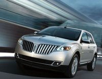 2013 Lincoln MKX Picture Gallery
