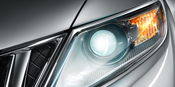 2013 Lincoln MKX, Head Light., exterior, manufacturer