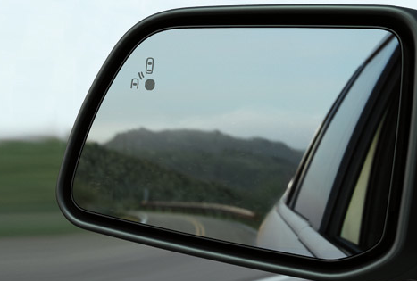 2013 Lincoln MKX, Side View Mirror., exterior, manufacturer