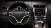 2013 Lincoln MKX, Steering Wheel., interior, manufacturer