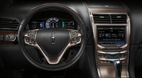 2013 Lincoln MKX, Steering Wheel., interior, manufacturer