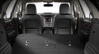 2013 Lincoln MKX, Trunk., interior, manufacturer