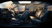 2013 Lincoln MKX, Front and Back Seat., interior, manufacturer, gallery_worthy