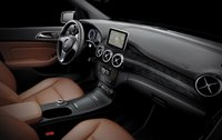 2013 Mercedes-Benz B-Class, Front View., interior, manufacturer