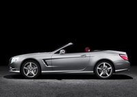 2013 Mercedes-Benz SL-Class, Side View copyright AOL Autos., exterior, manufacturer