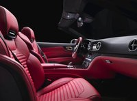 2013 Mercedes-Benz SL-Class, Front Seat copyright AOL Autos., interior, manufacturer