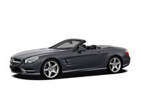 2013 Mercedes-Benz SL-Class, Front quarter view copyright AOL Autos., exterior, manufacturer