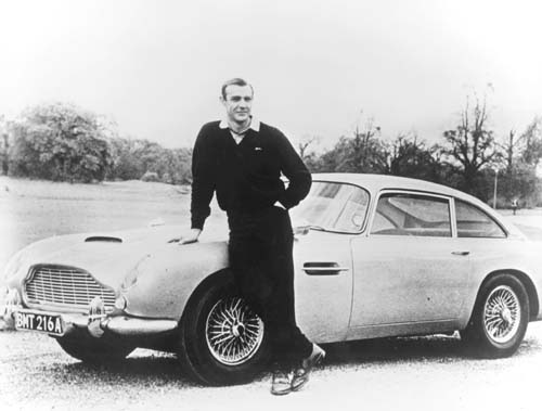 1965 Aston Martin DB5 picture