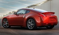 2013 Nissan 370Z, Back quarter view., manufacturer, exterior