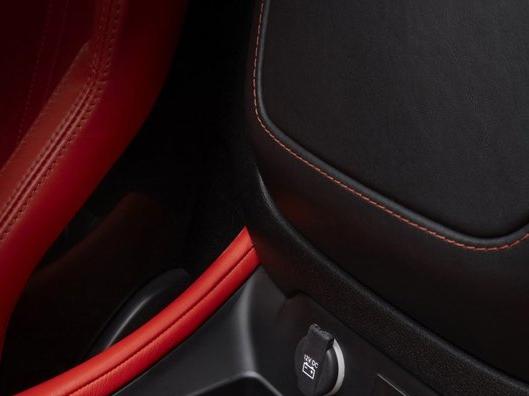 2013 SRT Viper, Close-up of electonic plugs copyright yahoo Autos., interior, manufacturer