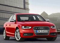 2013 Audi S4, Front quarter view., exterior, manufacturer