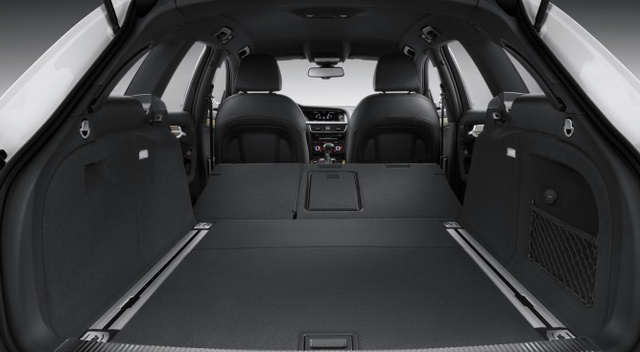 2013 Audi S4, Trunk., interior, manufacturer