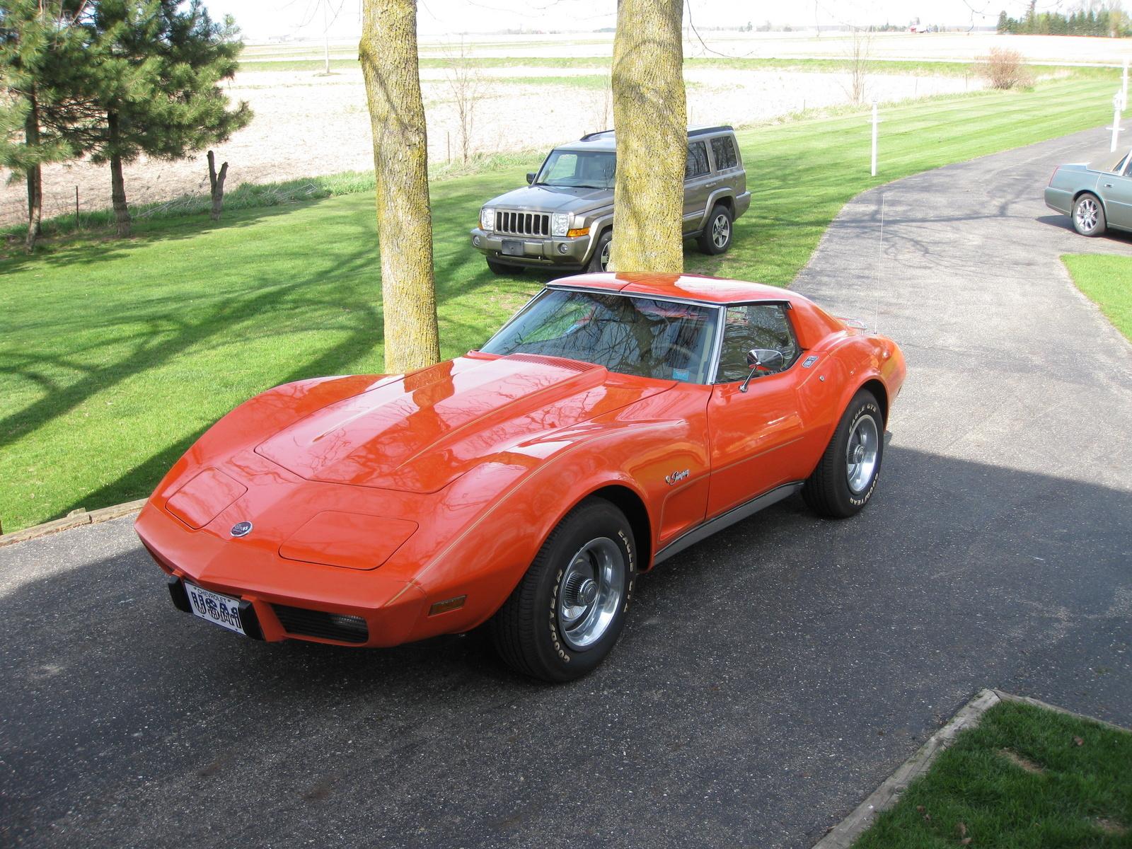 Chevrolet Corvette Questions - What is my 1976 Corvette worth ...