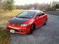 Picture of 2006 Honda Civic Coupe Si, exterior